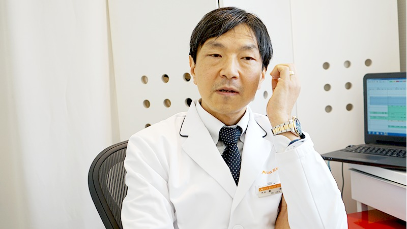シミ取り・肝斑治療メディアチェルスキン [東京・上野]アジアン美容クリニック鄭先生のインタビュー